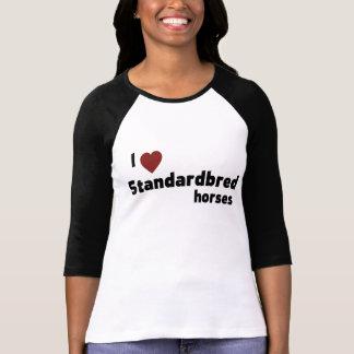 Standardbred horses T-Shirt