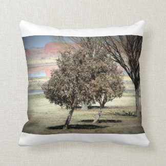 Standing Alone Throw Cushions