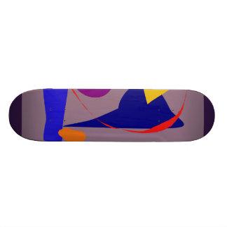 Standing Alone Skate Board Deck