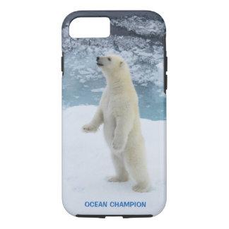 Standing Arctic Polar Bear iPhone 7 Case