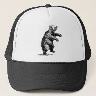 Standing Bear Trucker Hat