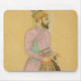 Standing figure of a Mughal prince, from the Small Mouse Pad