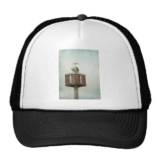 Standing Guard Trucker Hat