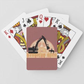 Standing Rock Poker Deck