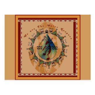 Standing Rock Postcard
