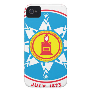 Standing Rock tribe logo Case-Mate iPhone 4 Case