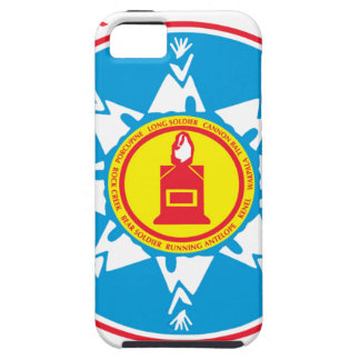Standing Rock tribe logo iPhone 5 Cover