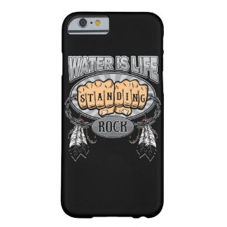 Standing Rock Water is Life Fists Barely There iPhone 6 Case