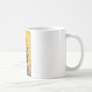 standing shiva coffee mug