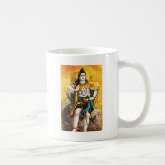 standing shiva mug