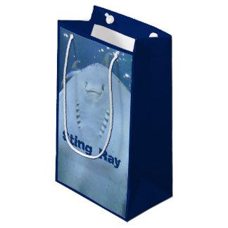 Standing Sting Ray Gift Bag