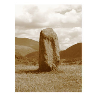 Standing Stone postcard