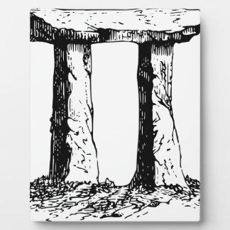 Standing Stones Plaque