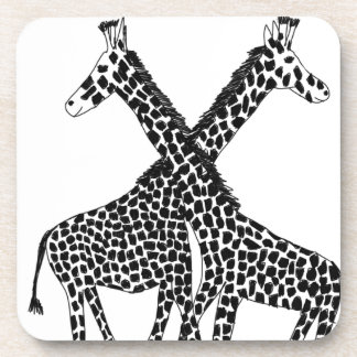 Standing tall coaster