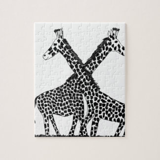 Standing tall jigsaw puzzle