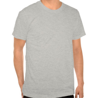 Standing up rat on t-shirt
