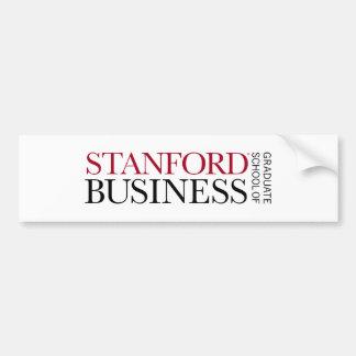 Stanford GSB - Primary Mark Bumper Sticker