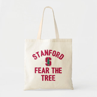 Stanford University | Fear The Stanford Tree Tote Bag