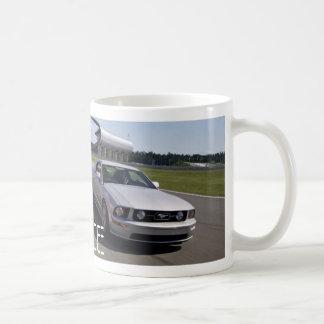 Stang Drag Race Mug -race-