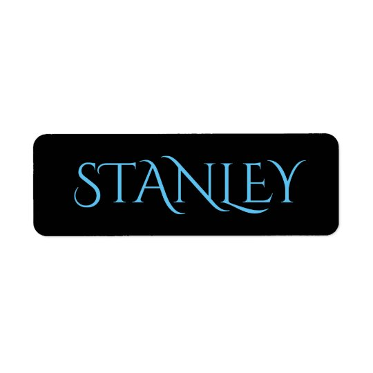 STANLEY LABELS