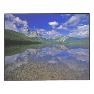 Stanley Lake in the Sawtooth Mountains of Idaho