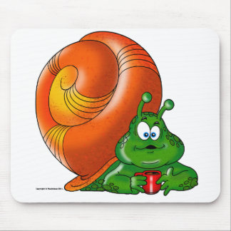 STANLEY SNAIL MOUSE PAD