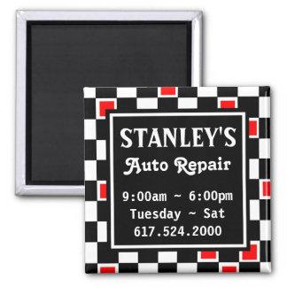 Stanley's business promotion fridge magnets