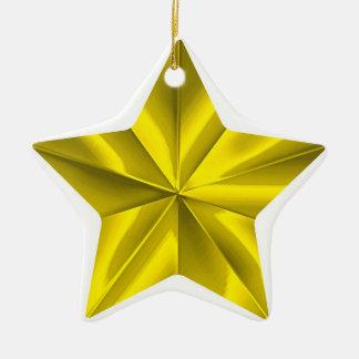 star1 christmas tree ornament