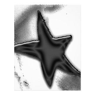 Star 21.5 Cm X 28 Cm Flyer