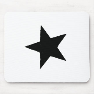 Star #3 mouse pad