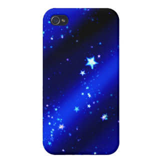 Star Abstracts iPhone 4 Case