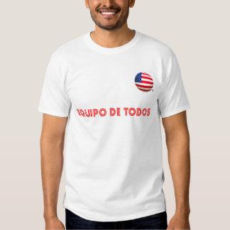 Star and Stripes - USA Soccer Shirts