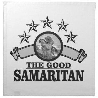 star arch samaritan napkin