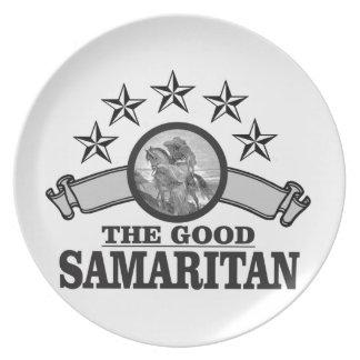 star arch samaritan plate