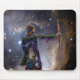 Star Archer Mouse Pad