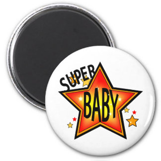 Star Baby Magnet