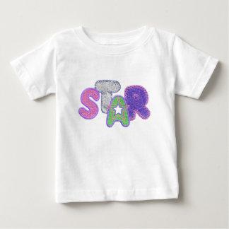 Star Baby Tee Shirt