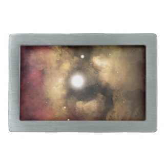 Star Birth Belt Buckle