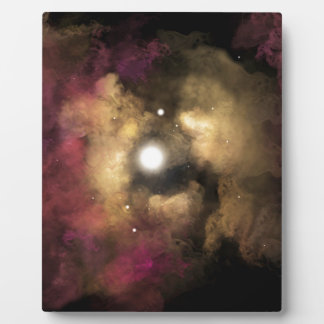Star Birth Plaque