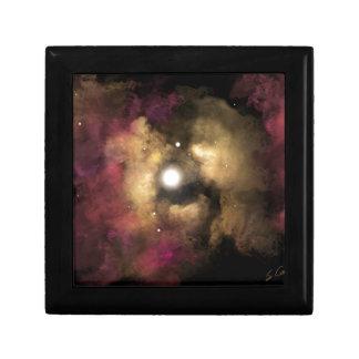 Star Birth Small Square Gift Box