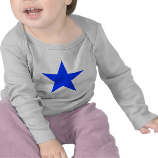 Star Blue The MUSEUM Zazzle Gifts Tshirts