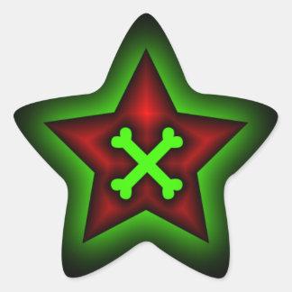Star Bones Sticker