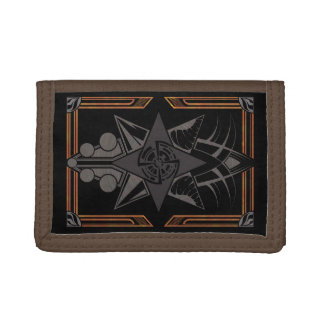 Star Box Tri-fold Wallets