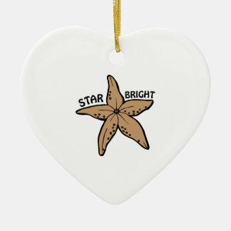 Star Bright Christmas Ornaments