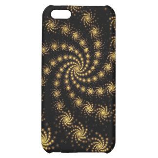 star burst fractal cover for iPhone 5C