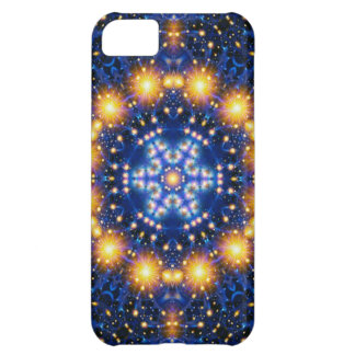 Star Burst Mandala iPhone 5C Case
