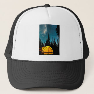 Star Camping Trucker Hat