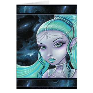 Star Child Celestial Fairy Asteria Card