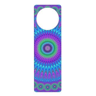 Star circle door knob hanger