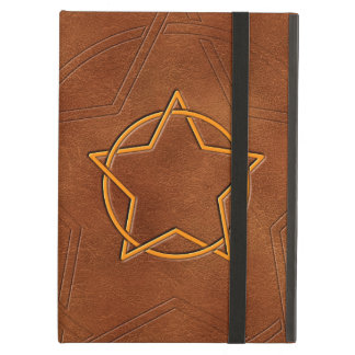Star & Circle Sorcerer iPad Air Covers